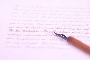 Comment faire pour afficher Love Letters