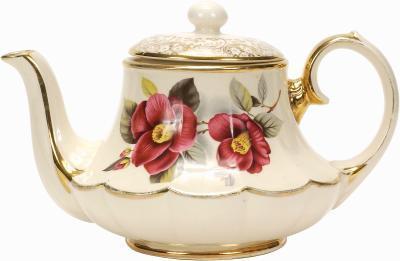 Que signifient les chiffres sur le fond de l'art Pots Poterie de thé signifient?