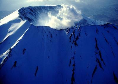 Choses qui se produiront avant une Stratovolcan