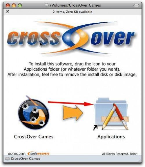 Comment faire pour installer Jeux Crossover pour Mac