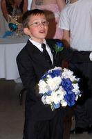 Activités amusantes pour les enfants lors d'une réception de mariage