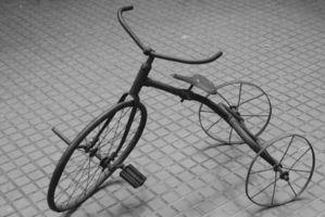 Comment identifier Vélos anciennes