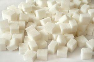 Comment les sucres sous forme cyclique hémi?
