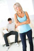 Les signes de préparation d'un divorce