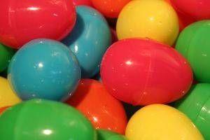Homemade Résurrection Oeufs de Pâques