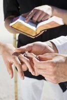 Bibliques Thèmes de mariage