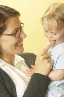Exercices pour aider un enfant en bas âge avec le S sonore