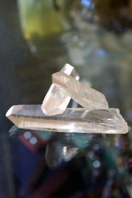 Comment identifier Quartz Cristal
