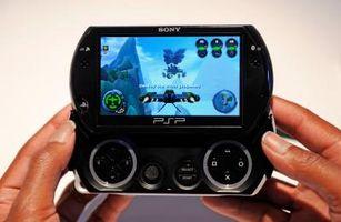 Comment prendre les Jeux Sur les cas pour PSP