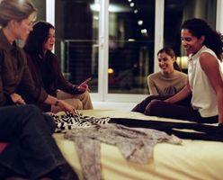 Idées Bachelorette Party pour le Mormon Bride