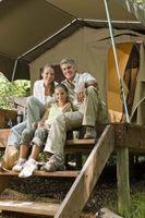 Camps de week-end pour les enfants