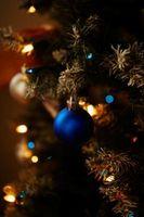 Comment accrocher arbre de Noël Lumières comme un professionnel