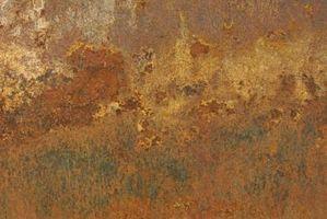 Quelles sont les causes Piqûres dans les métaux?