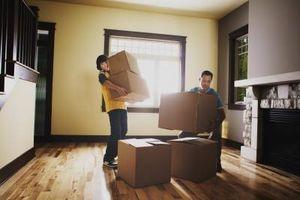 Les inconvénients de déménagement