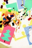 Crafts en mousse d'amusement pour Noël