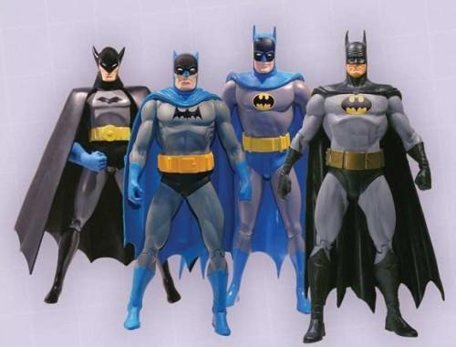 Comment magasiner pour les fans de Batman pendant les vacances