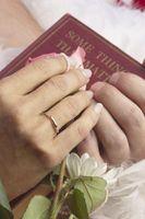 Lignes directrices pour rédiger vos voeux de mariage propre