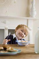 Les aliments qui causent des problèmes de comportement chez les enfants