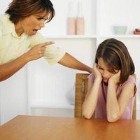 Comment Parental Négativité peut affecter les enfants