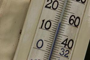 Comment les thermocouples installés?