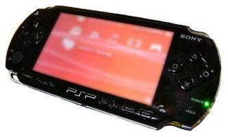 Comment mettre des jeux sur une carte mémoire PSP