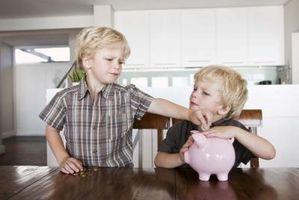 De bons investissements pour laisser les enfants