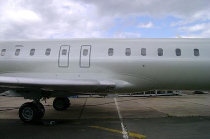 Bâtiment Avion télécommandé