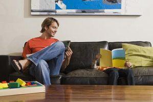 Lecture Activités que les enfants peuvent faire à la maison