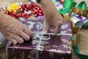 un cadeau d'anniversaire Comment trouver