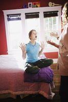 Quelles sont les causes de Miscommunication avec les adolescents?
