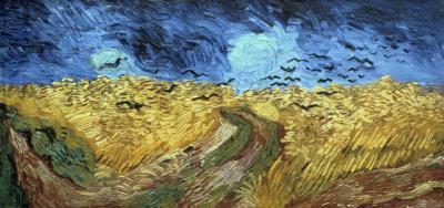 Le séchage d'une peinture à l'huile