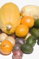 Idées de thème d'âge préscolaire pour la récolte d'aliments