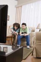 Influence des jeux vidéo violents sur le comportement des enfants