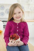 Jeux de fraises pour les enfants