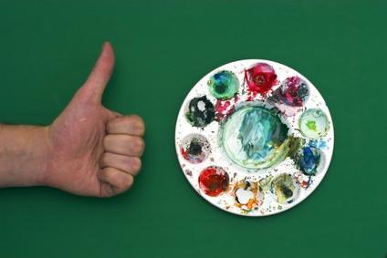 Caséine Peinture Tutorial