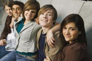 Si vous limitez les Amis votre adolescent traîne avec?