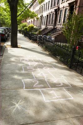 Jeux Bronx enfants