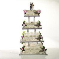 Comment construire une place de crédits compensatoires pour les gâteaux de mariage