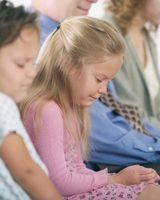 Comment obtenir un enfant intéressé à aller à l'église