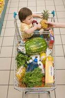 Comment introduire les légumes pour les bébés