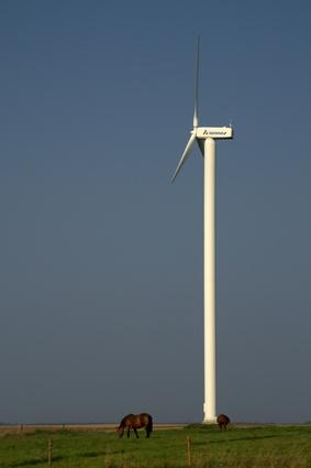 Éolienne Types de Fondation