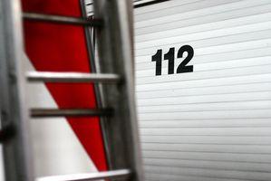 Idées pour le mariage d'un pompier