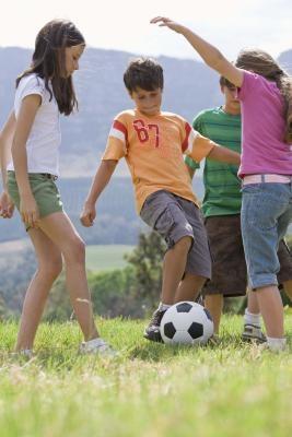 Instructions gratuites pour les jeux qui peuvent être joués à Girl Scout Camp