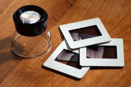 Comment faire pour convertir les diapositives au format numérique