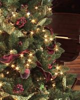 Les arbres de Noël artificiels réalistes