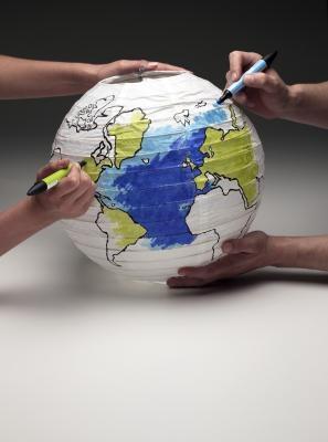 Projets scientifiques Affichage de la Terre
