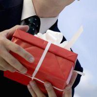 Grands cadeaux bureau Going-Away
