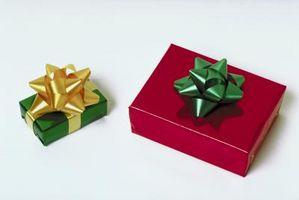 Comment offrir des cadeaux sur Three Kings Day