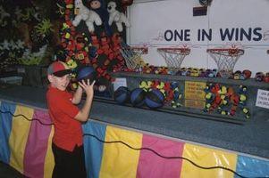 Idées Carnaval Booth jeu pour les adolescents