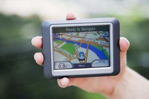 Comment à la figure Acreage Avec une unité GPS